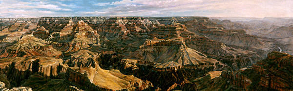 Grand Canyon as Painting Instructor